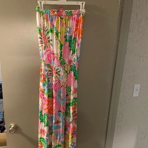 Lilly for target sleeveless maxi